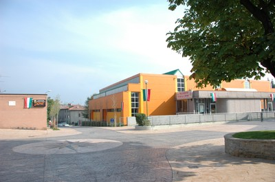 Palestra e volley Hservizi rilancia gli impianti sportivi di Barzana
