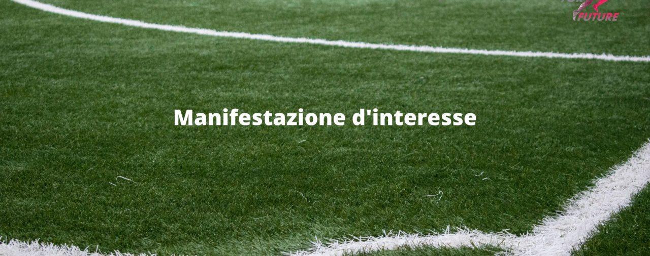 AVVISO PUBBLICO PER MANIFESTAZIONE D'INTERESSE