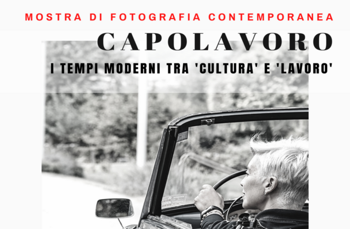 MOSTRA DI FOTOGRAFIA CONTEMPORANEA: CAPOLAVORO